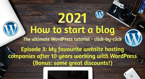 favourite WordPress hosting services with great discounts