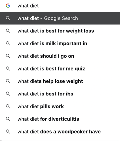 You can use Google autocomplete to find what people are searching for and use these search phrases for your blog titles